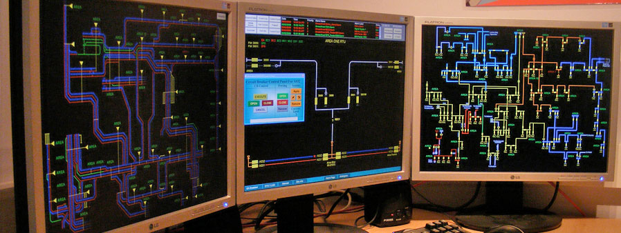 Traction Power SCADA - Sella Controls